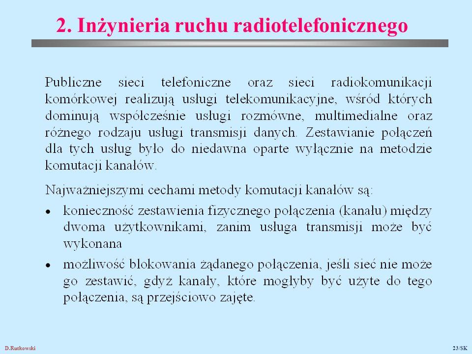 Rys.15. Współpraca sieci komórkowej i publicznej sieci telefonicznej PSTN.