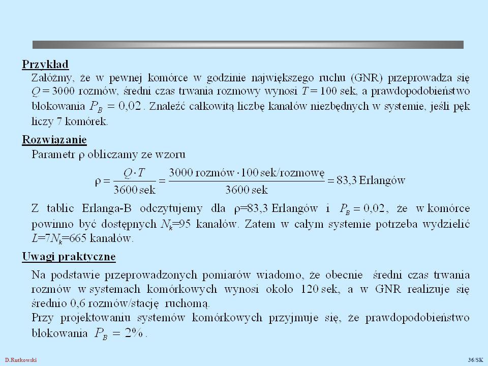 3. Efektywność wielooperatorowych sieci komórkowych