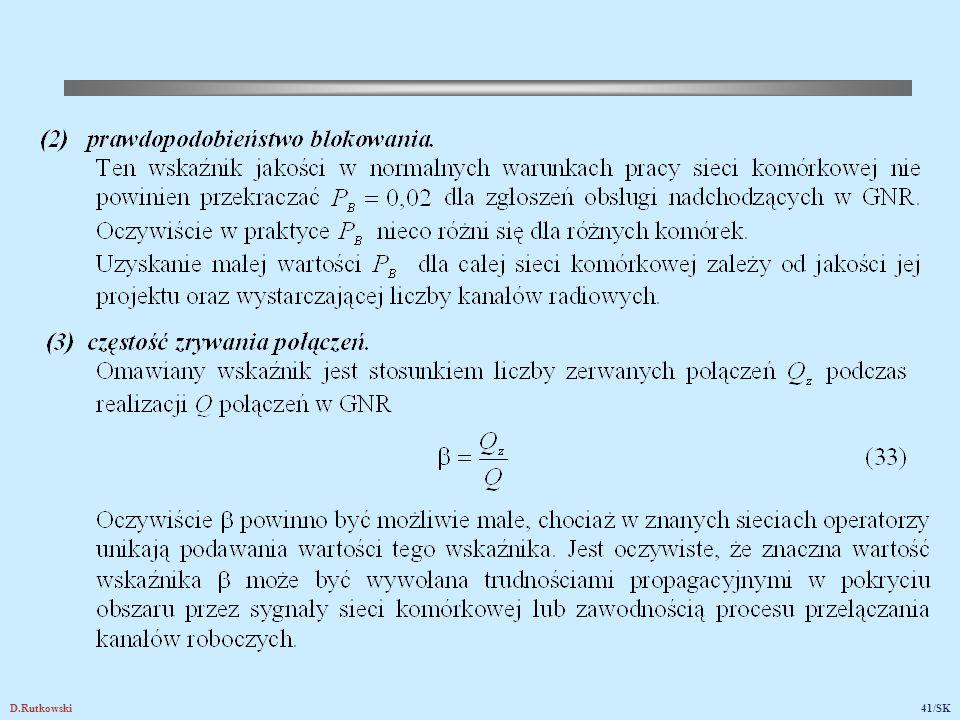 5. Efektywność widmowa i pojemność systemówkomórkowych