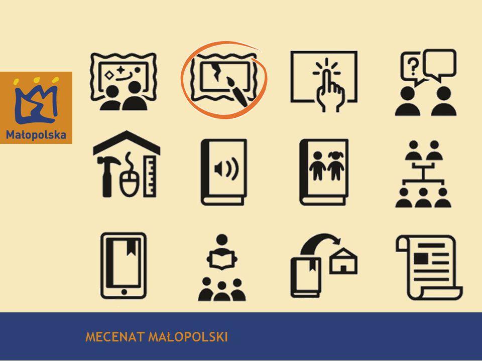 MECENAT MAŁOPOLSKI Strategy for Malopolska 2011 – 2016