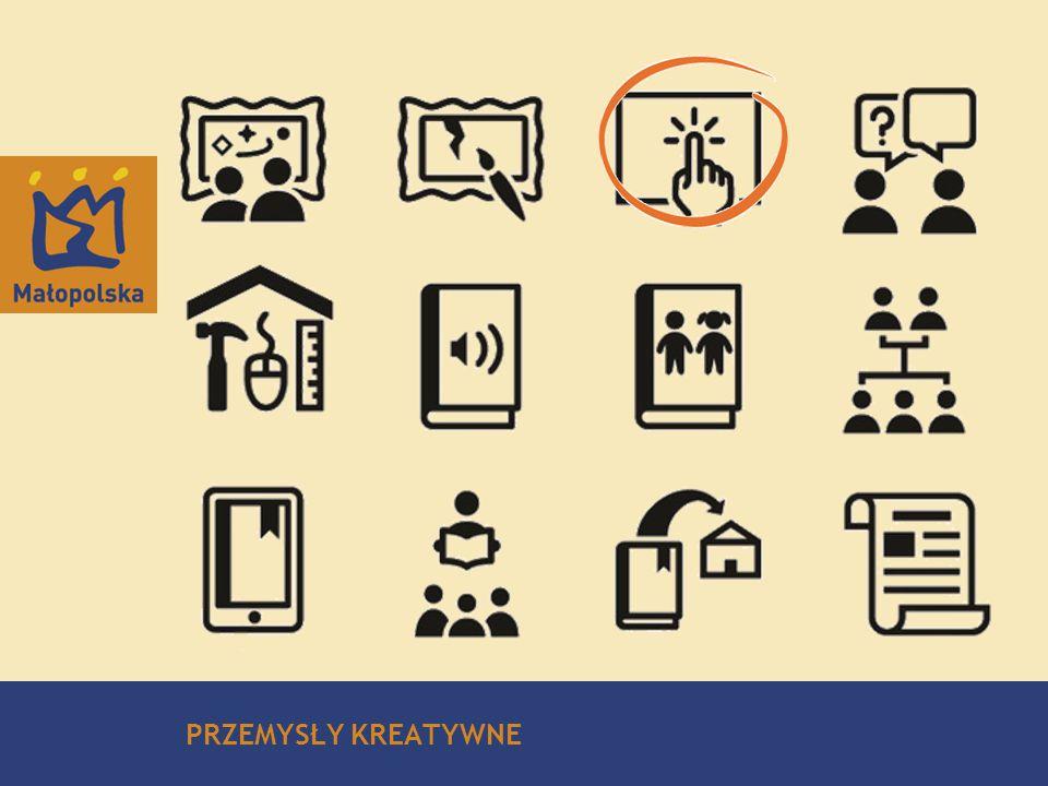 PRZEMYSŁY KREATYWNE Strategy for Malopolska 2011 – 2016