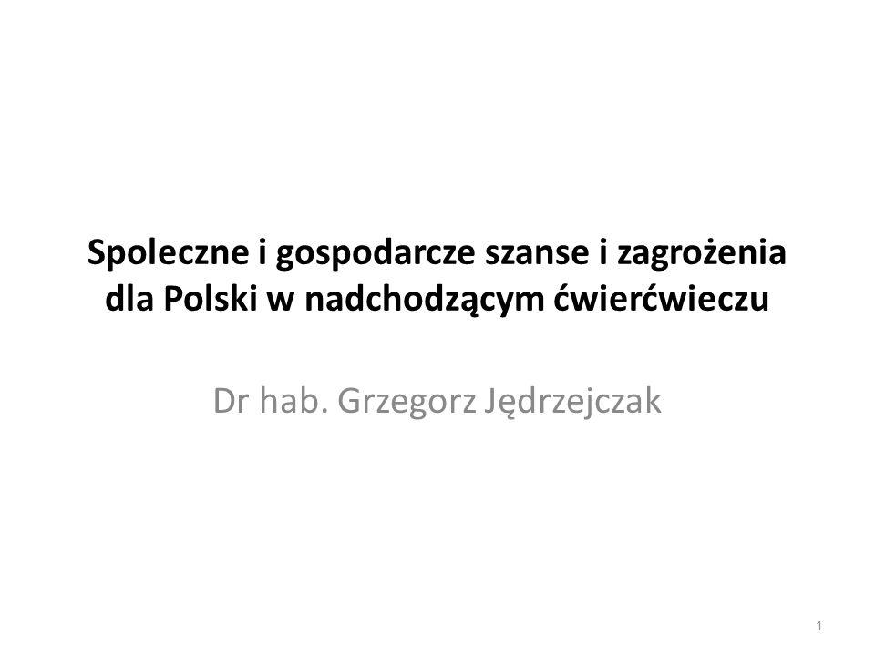 Dr hab. Grzegorz Jędrzejczak