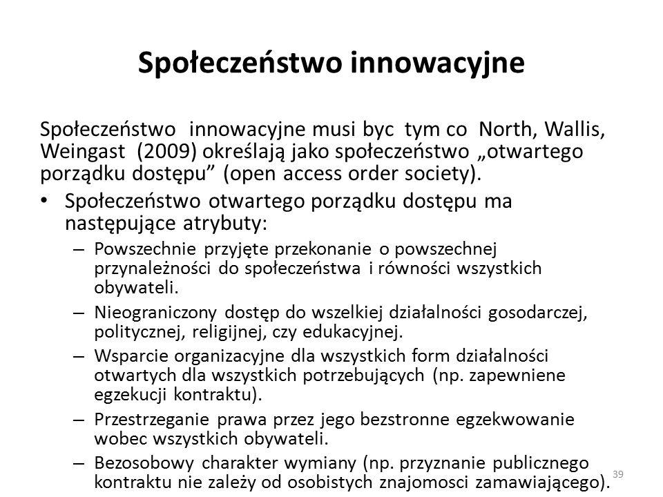 Społeczeństwo innowacyjne