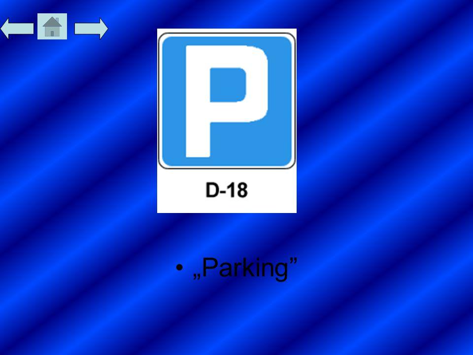 """Parking"
