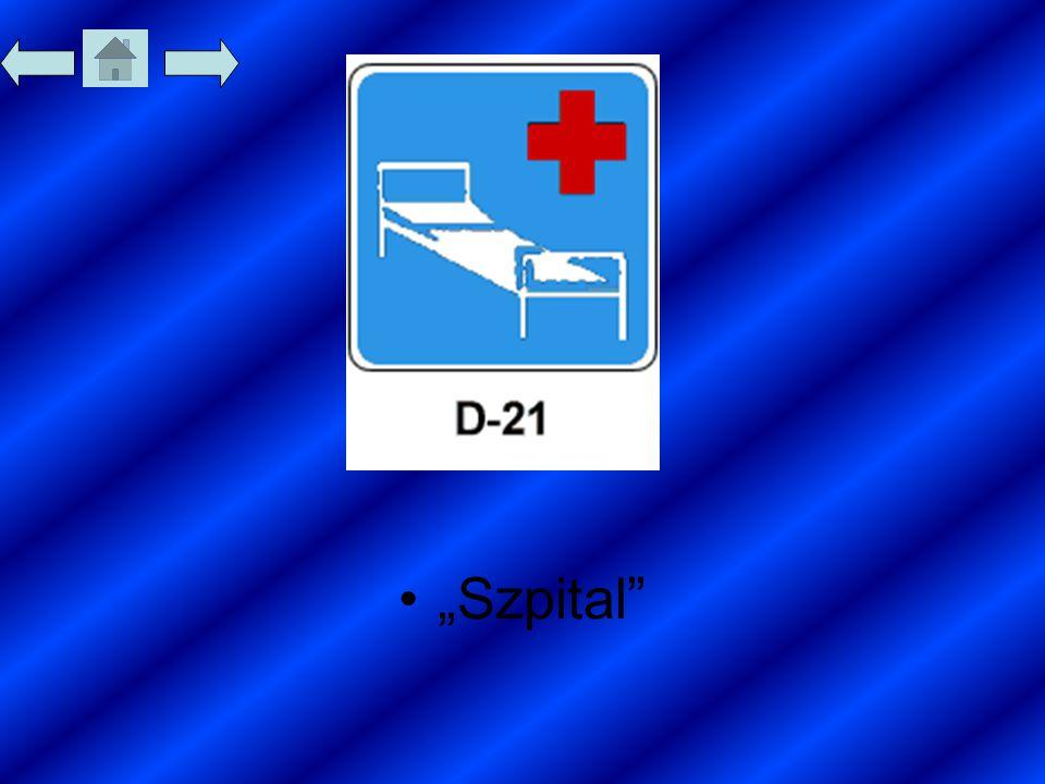 """""""Szpital"""