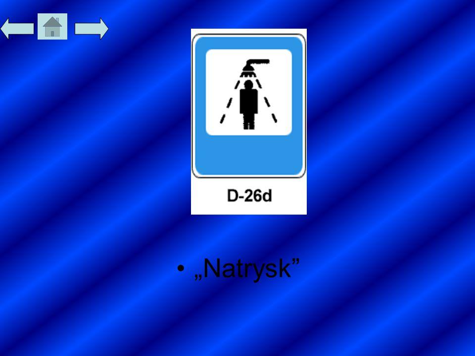 """""""Natrysk"""