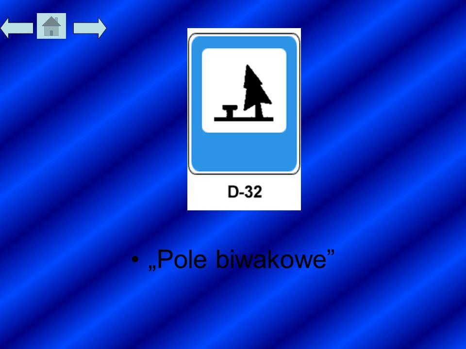 """""""Pole biwakowe"""