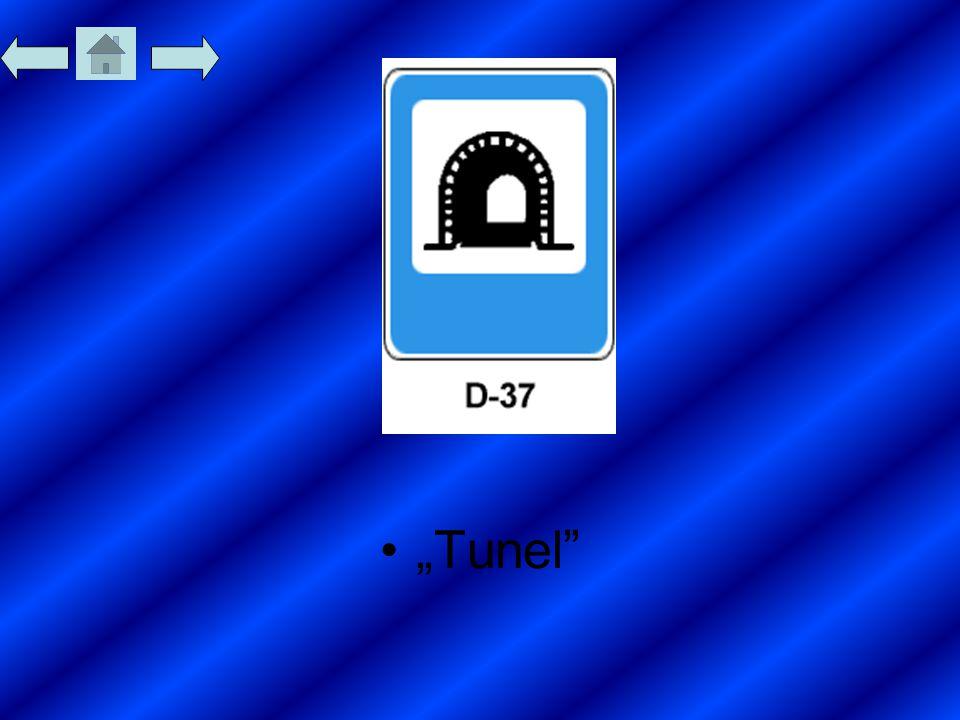 """""""Tunel"""