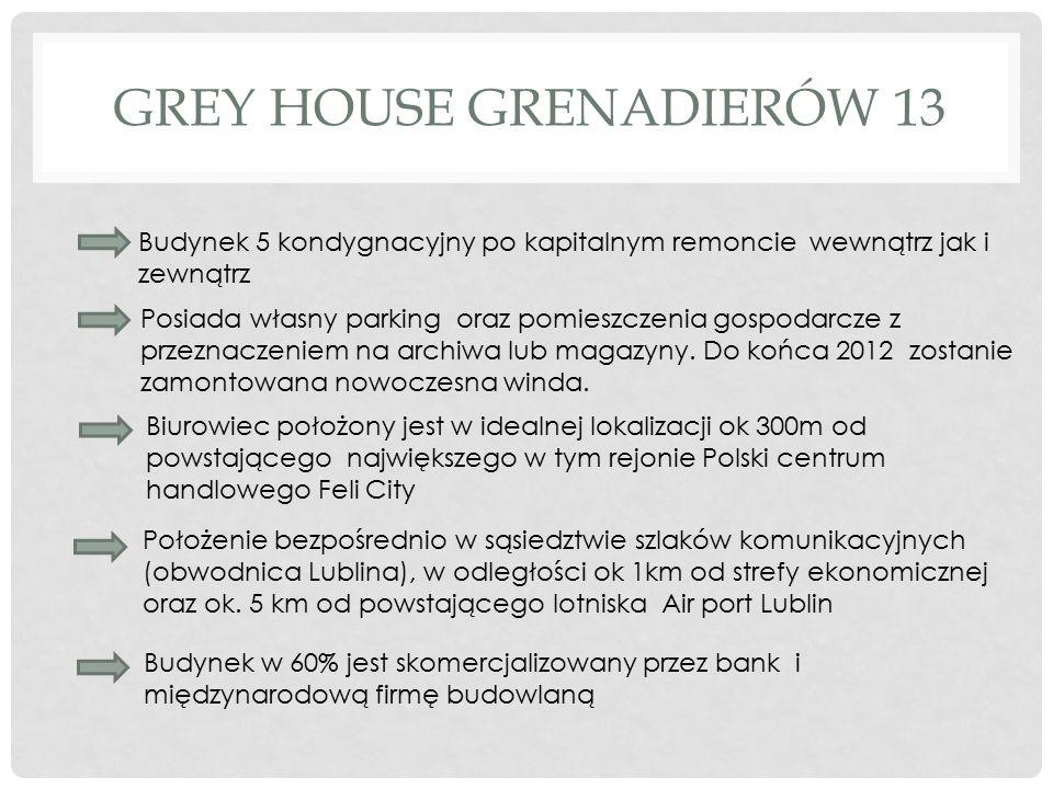 Grey House Grenadierów 13