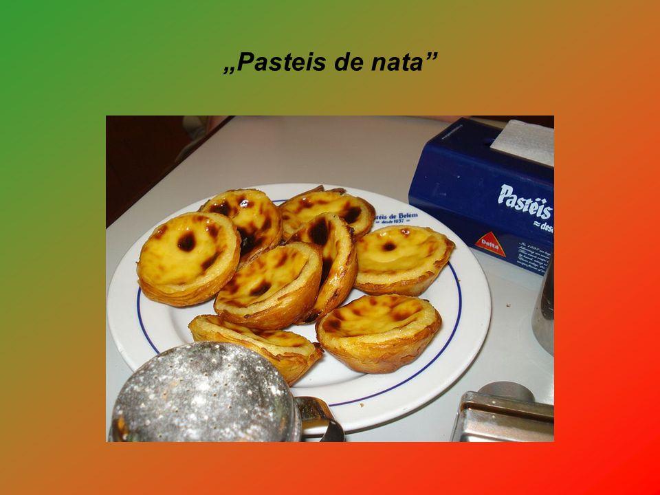 """""""Pasteis de nata"""