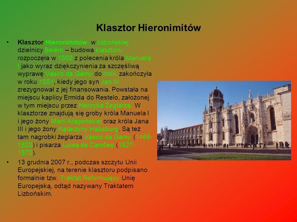 Klasztor Hieronimitów