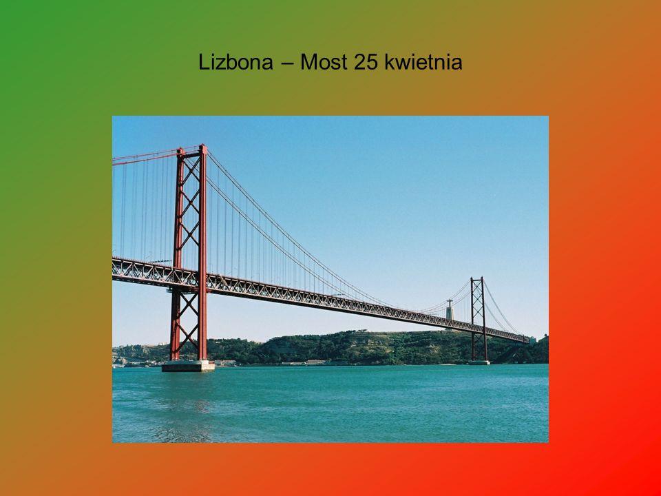 Lizbona – Most 25 kwietnia