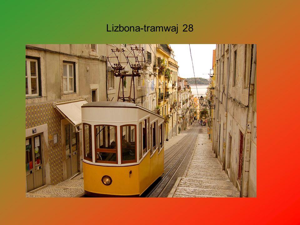 Lizbona-tramwaj 28
