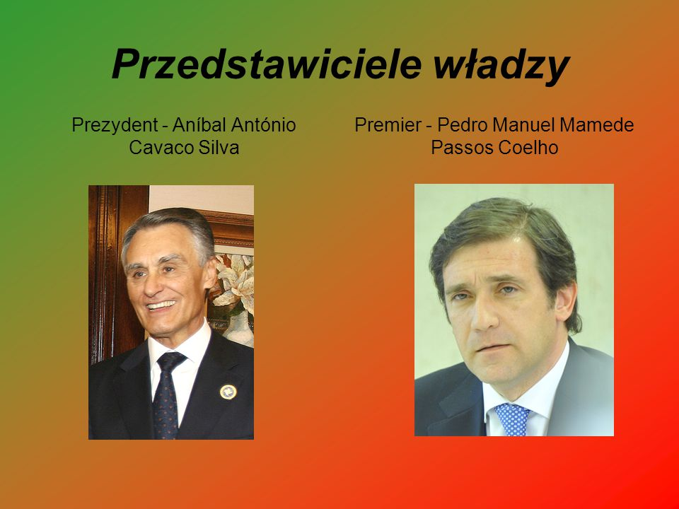 Przedstawiciele władzy