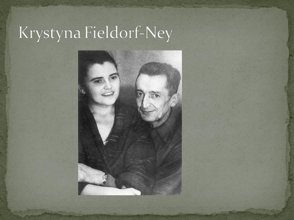 Krystyna Fieldorf-Ney