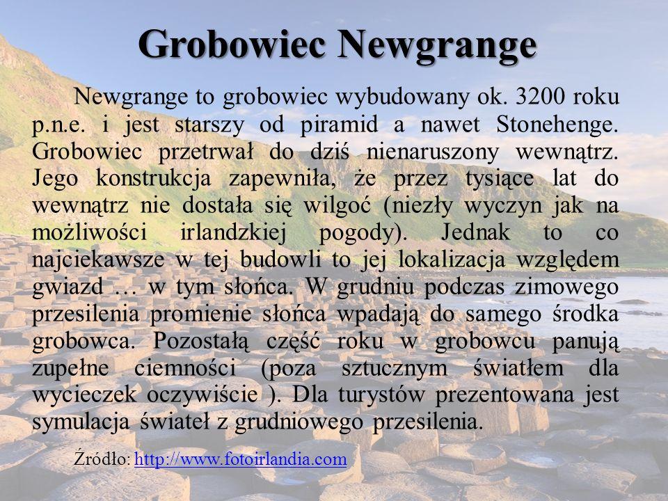 Grobowiec Newgrange