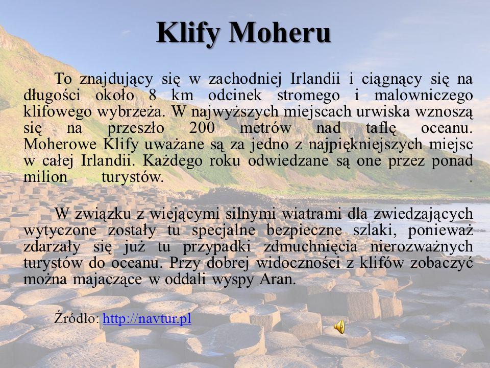 Klify Moheru