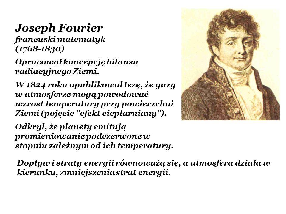 Joseph Fourier francuski matematyk (1768-1830)