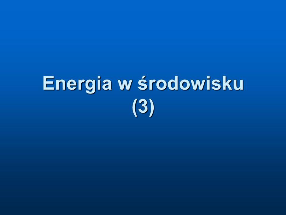 Energia w środowisku (3)