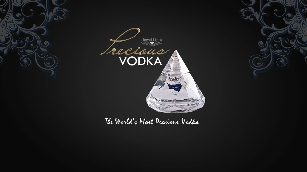 The World's Most Precious Vodka