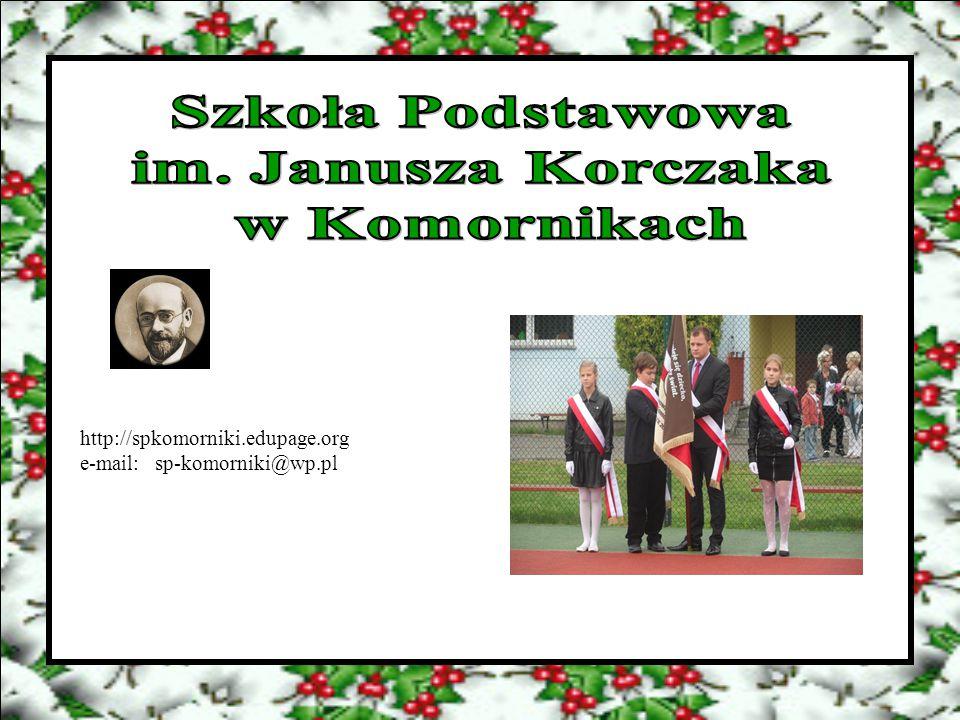 Szkoła Podstawowa im. Janusza Korczaka w Komornikach