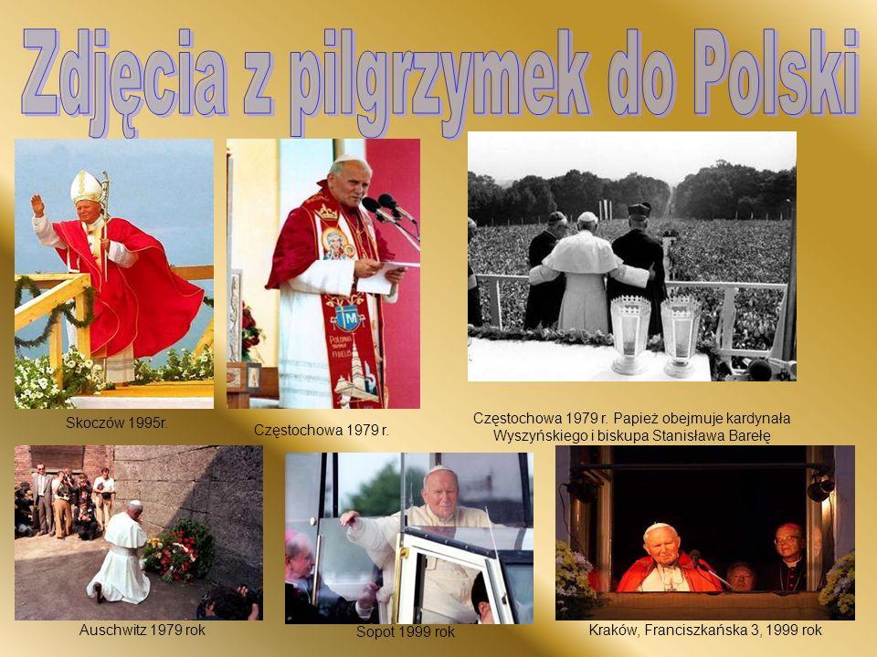 Zdjęcia z pilgrzymek do Polski