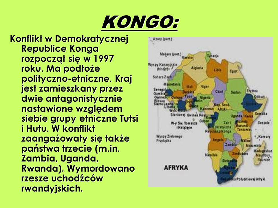 KONGO: