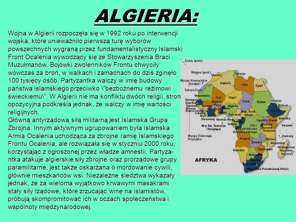 ALGIERIA: