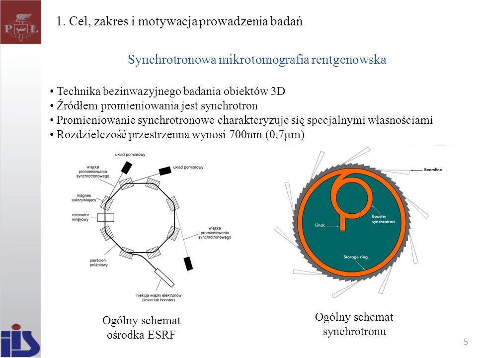 Synchrotronowa mikrotomografia rentgenowska