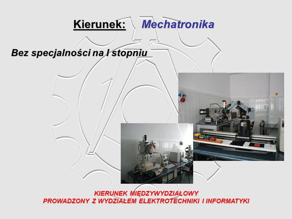 Kierunek: Mechatronika