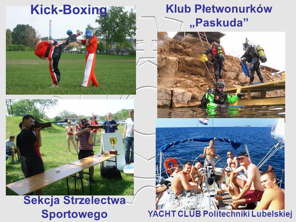 """Kick-Boxing Klub Płetwonurków """"Paskuda Sekcja Strzelectwa Sportowego"""