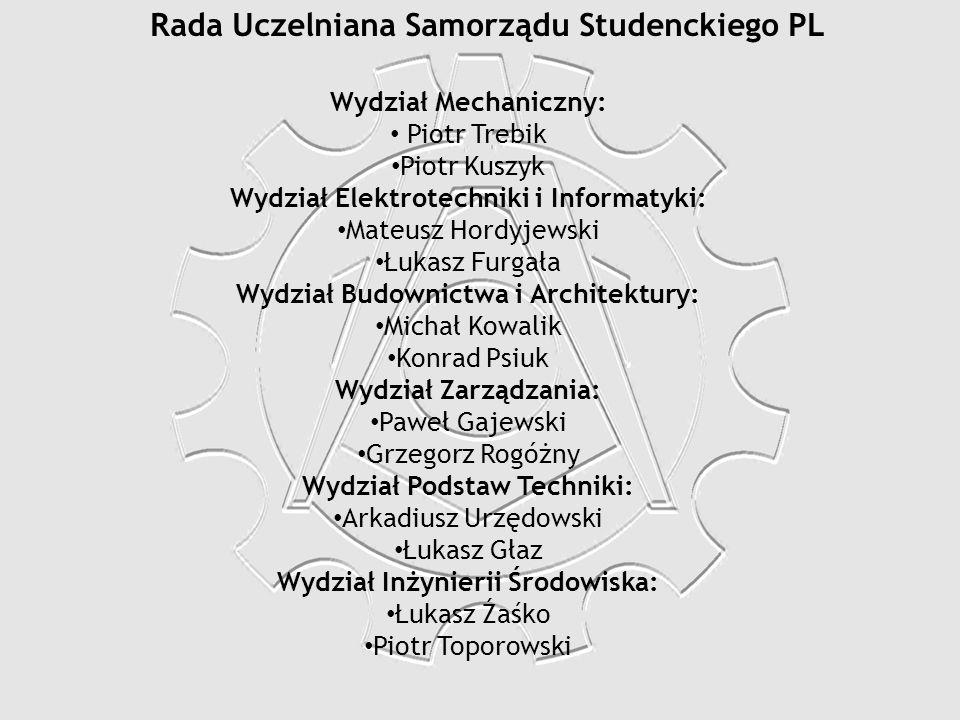 Rada Uczelniana Samorządu Studenckiego PL