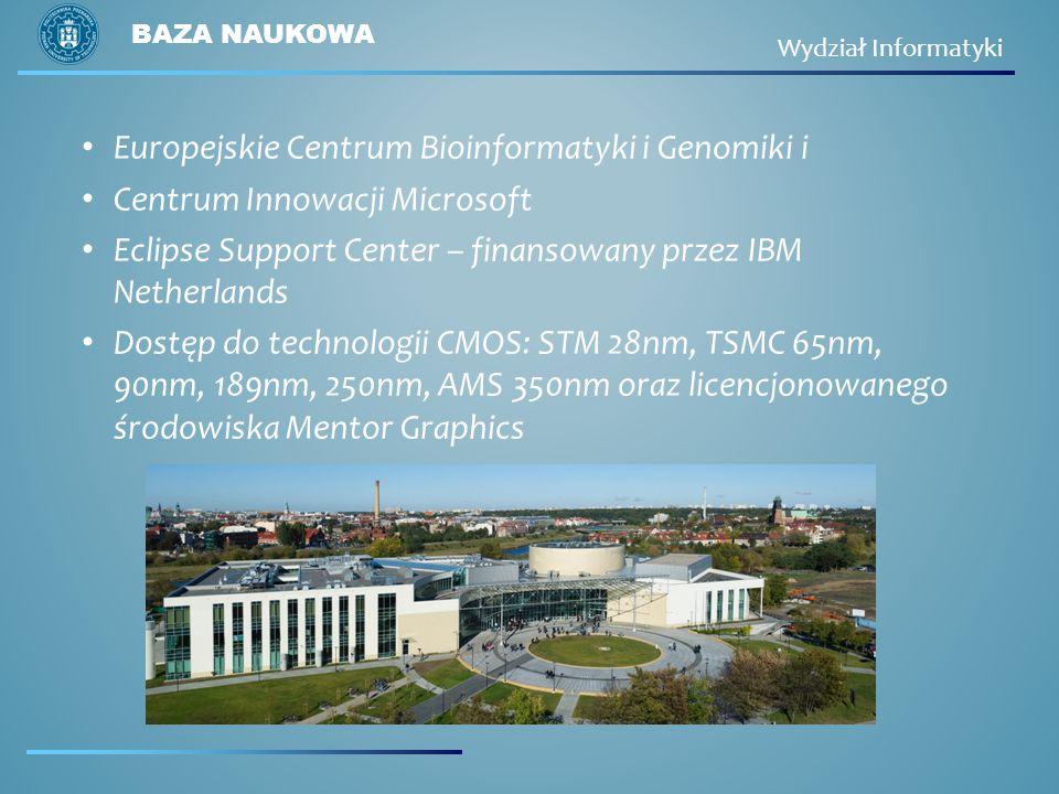 Europejskie Centrum Bioinformatyki i Genomiki i