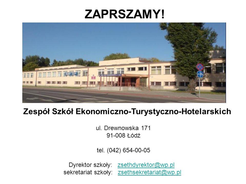 Zespół Szkół Ekonomiczno-Turystyczno-Hotelarskich