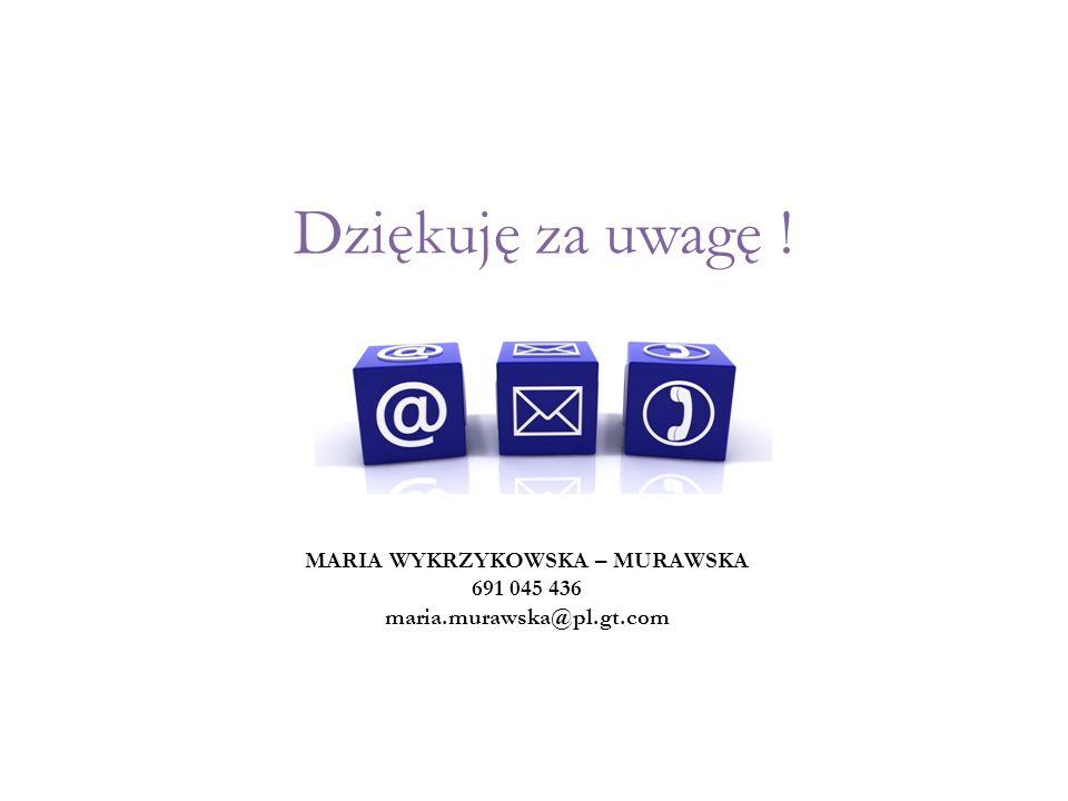 MARIA WYKRZYKOWSKA – MURAWSKA