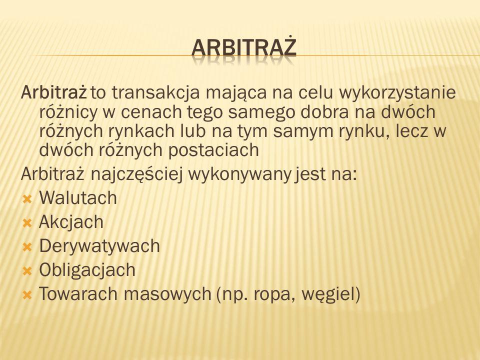 Arbitraż