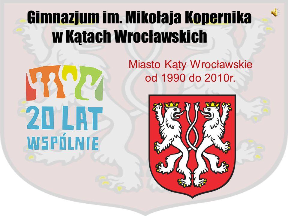 Gimnazjum im. Mikołaja Kopernika w Kątach Wrocławskich