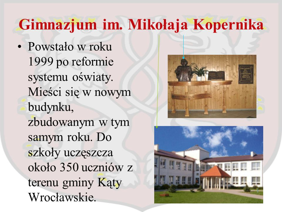 Gimnazjum im. Mikołaja Kopernika