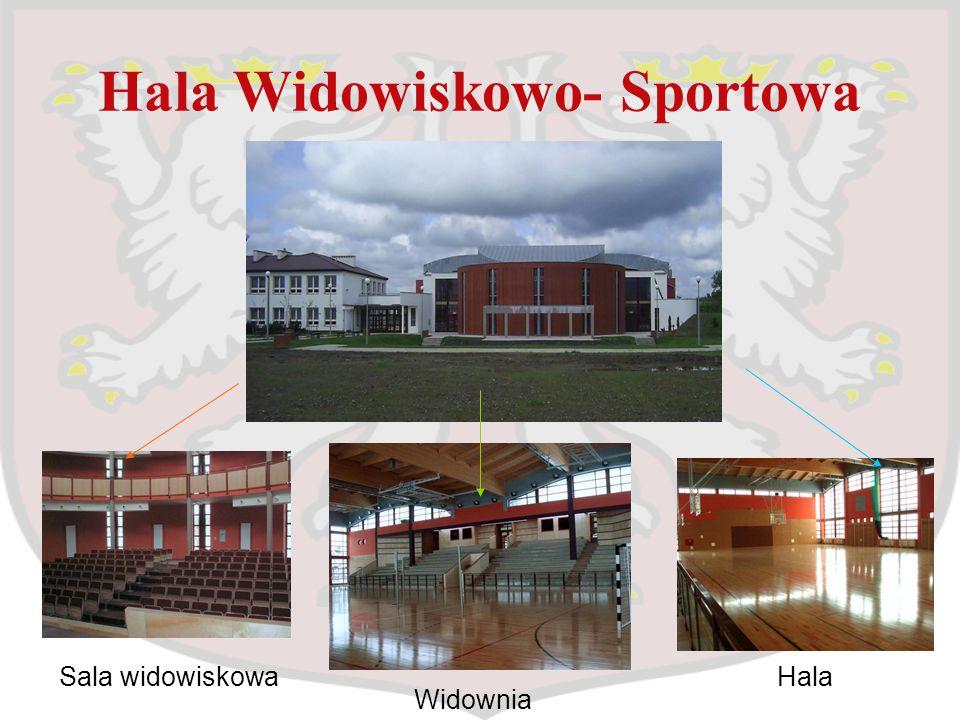 Hala Widowiskowo- Sportowa