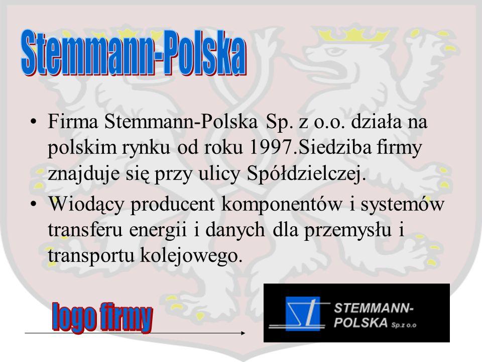 Stemmann-Polska logo firmy