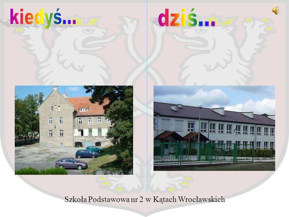 Szkoła Podstawowa nr 2 w Kątach Wrocławskich