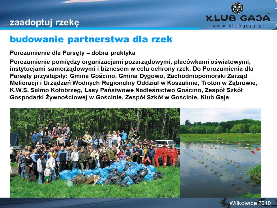 budowanie partnerstwa dla rzek