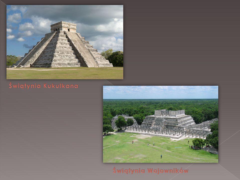 Świątynia Kukulkana Świątynia Wojowników