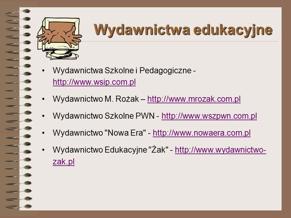Wydawnictwa edukacyjne