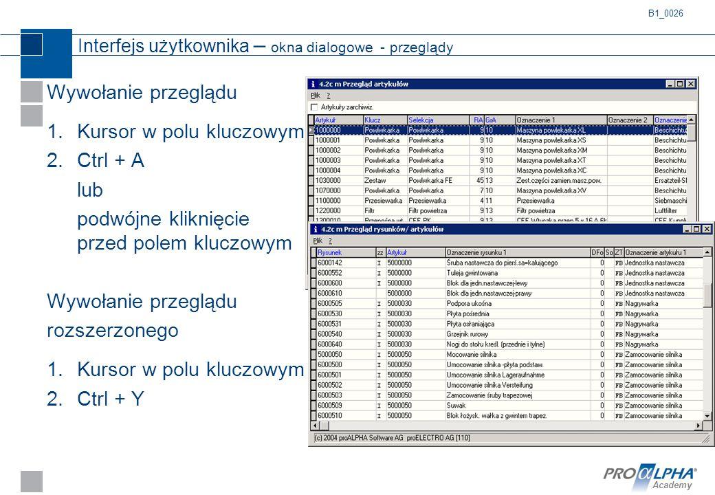 Interfejs użytkownika – okna dialogowe - przeglądy