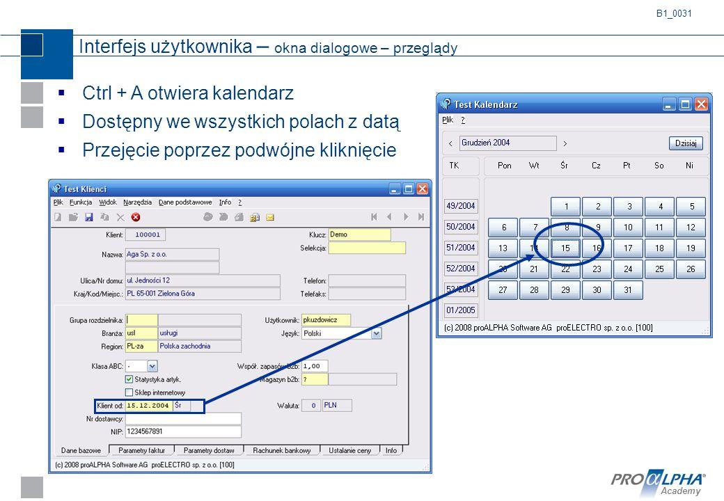 Interfejs użytkownika – okna dialogowe – przeglądy