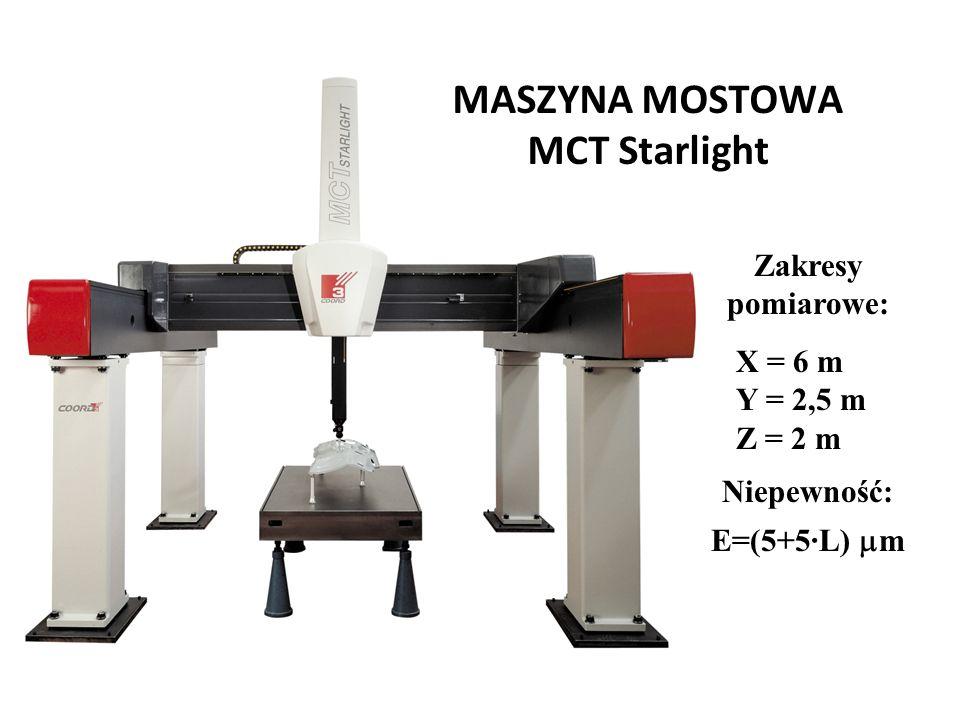MASZYNA MOSTOWA MCT Starlight
