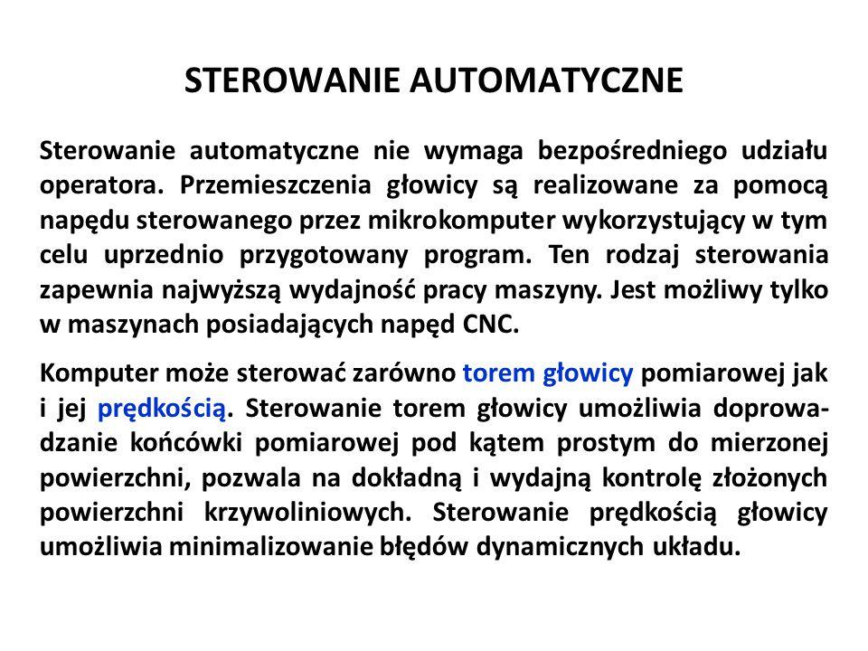STEROWANIE AUTOMATYCZNE