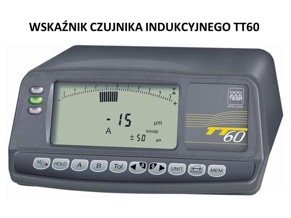 WSKAŹNIK CZUJNIKA INDUKCYJNEGO TT60