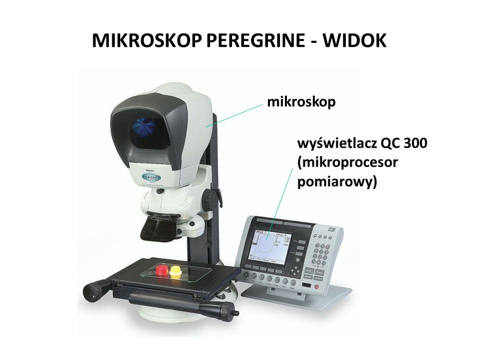 MIKROSKOP PEREGRINE - WIDOK